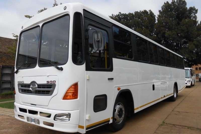 2020 Hino  65 seater commuter bus