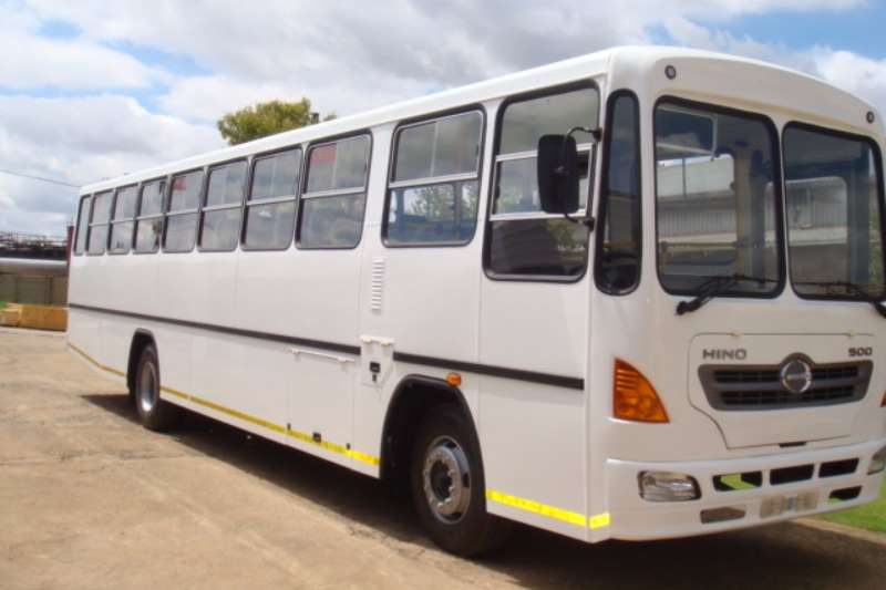 2020 Hino  66 Seater (65 + driver) Commuter bus