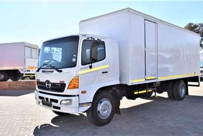 Hino 500 Series 15 258 Volume Body(8 Ton) Box trucks
