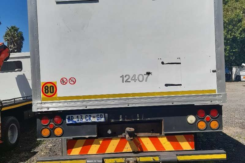 Hino HINO 500 13 237 VOLUME BODY TRUCK FOR SALE Box trucks