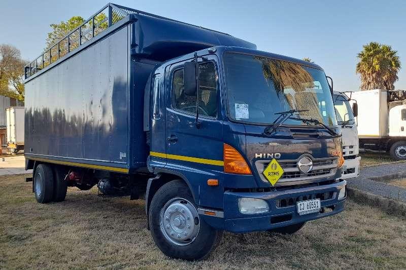 Hino HINO 500 1626 VOLUME BODY TRUCK FOR SALE Box trucks