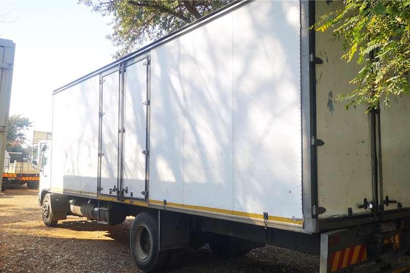 Hino Hino 500 box body Box trucks