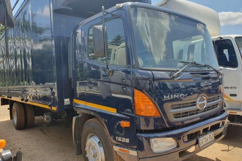 Hino Box trucks Hino 500 series 1626 2012