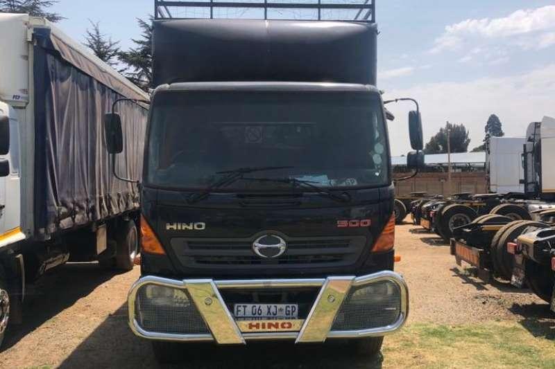 Hino Hino 500 Series 1626 Box trucks
