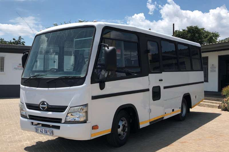 Hino Buses 22 Seater Bus 2012