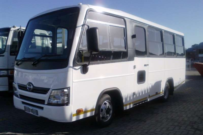 Hino Buses 25 Seater (24 + driver) Commuter Bus 2019