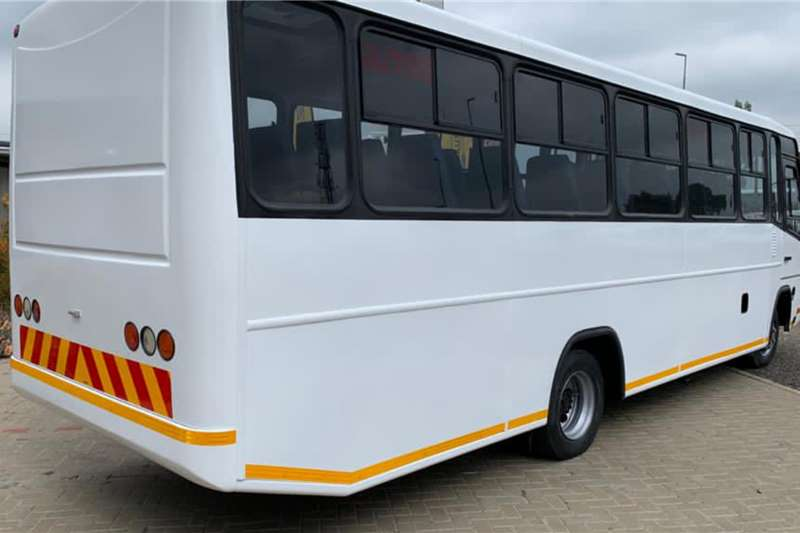 Hino 300 34 Seater Commuter Bus Low Mileage Buses