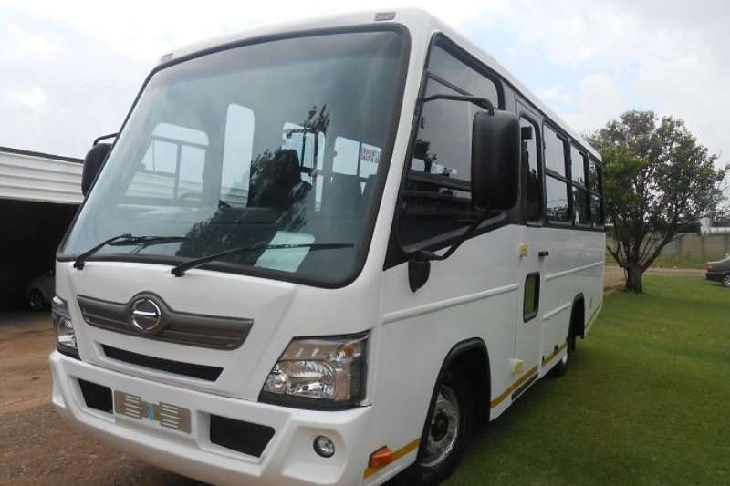 Hino Buses 32 seater Commuter Bus 2020