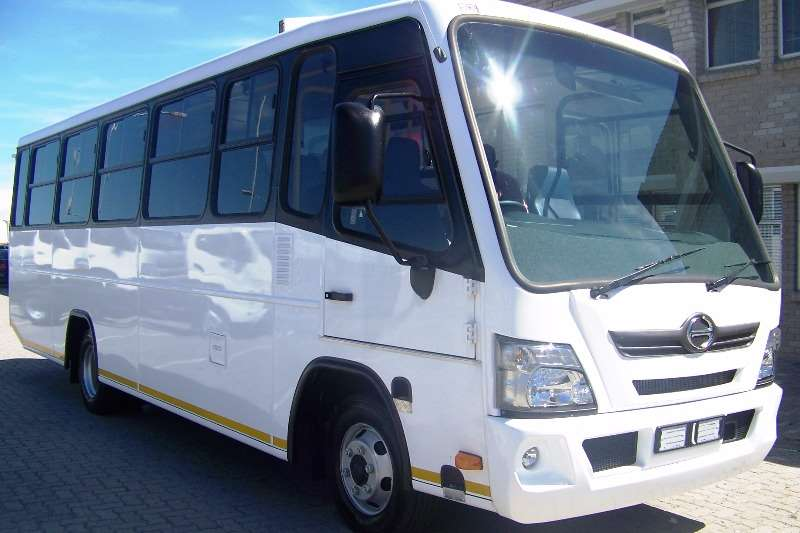 Hino Buses 35 Seater (34 + driver) Commuter Bus 2019