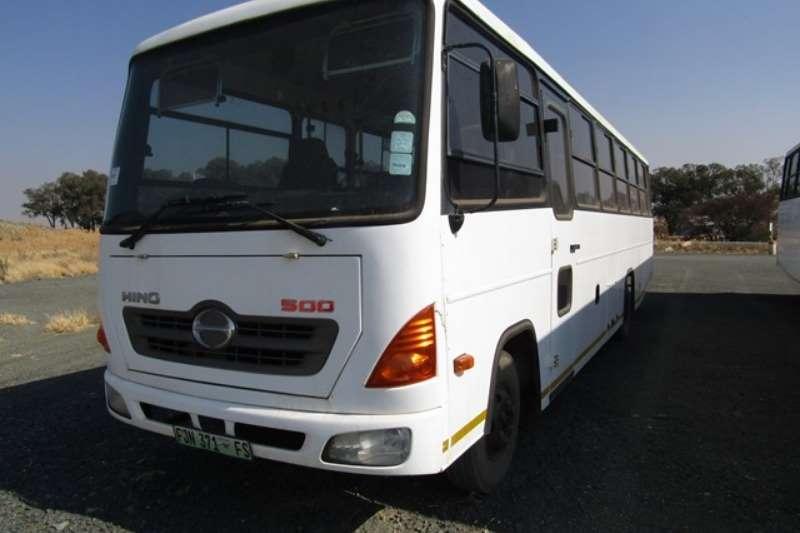 Hino Buses 40 seater Hino 40 Seater Bus 2013