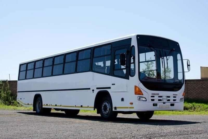 Hino Buses 65 seater Commuter Bus 2020