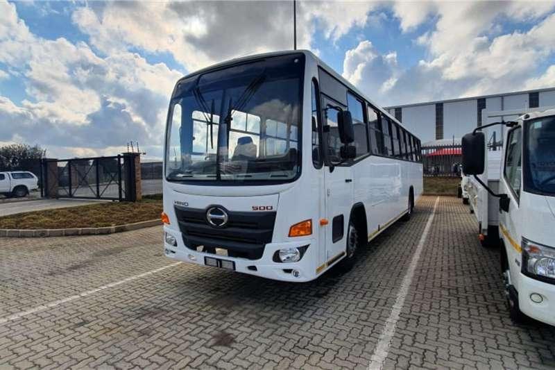 Hino Buses 65 seater Hino 1627 SLWB AT 2020