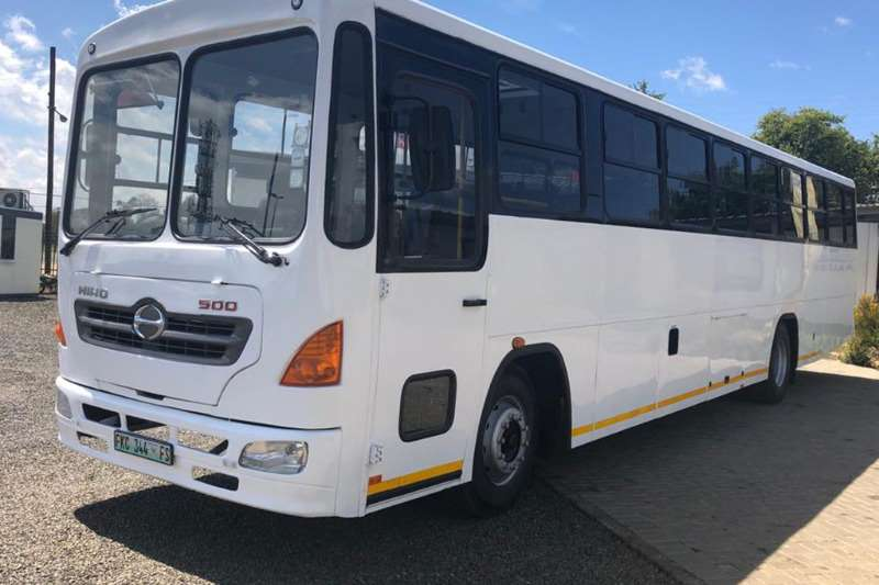 Hino Buses 65 Seater. Three Point Safety Belt 2013