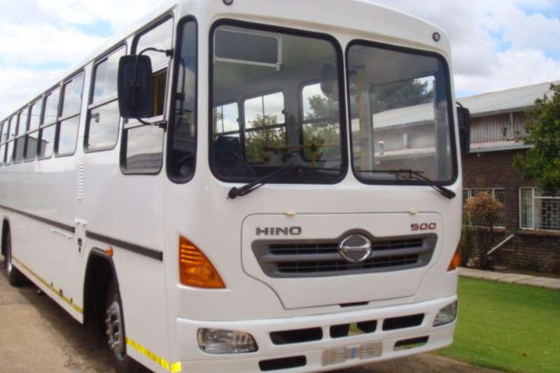 Hino Buses 66 Seater (65 + driver) Commuter bus 2019