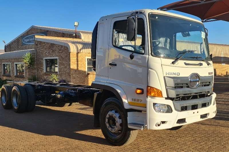 Hino 500 1627 Chassis cab trucks