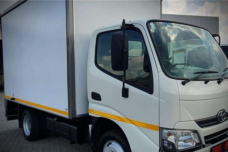 Hino Chassis cab trucks Dyna 150 2020