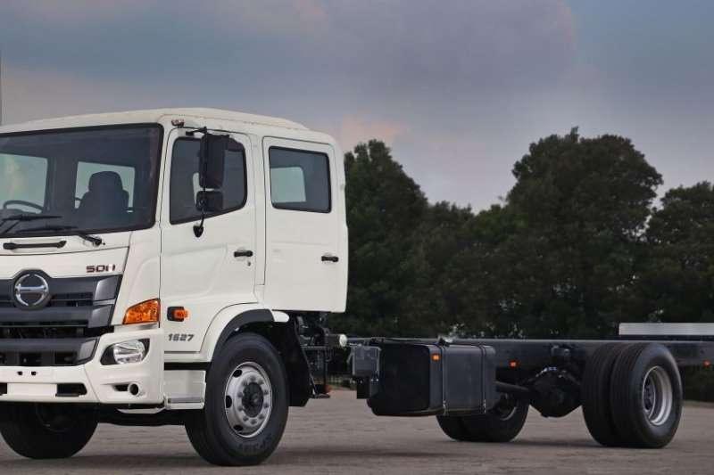 Hino Chassis cab trucks Hino 1627 crew cab 2020