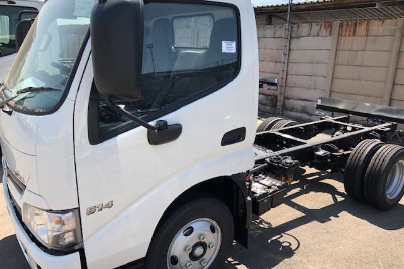 Hino Chassis cab trucks Various New Hino 300's  available 2020