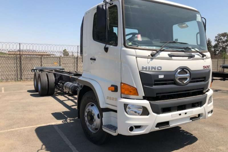 Hino Chassis cab trucks Various New Hino 500's available 2020