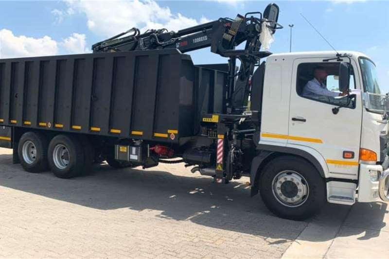 Hino Crane trucks Hino 1627 AT 2020