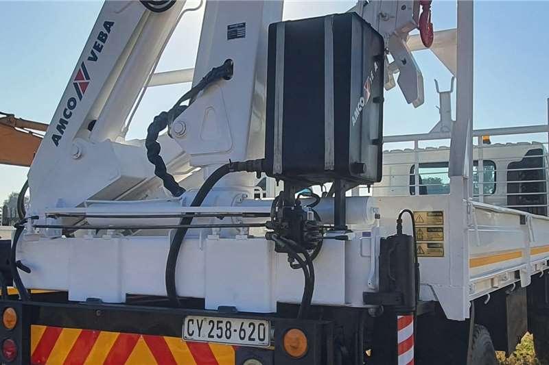 Hino HINO 4X4 CRANE TRUCK Crane trucks