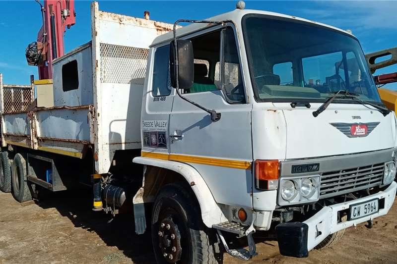 Hino Hino FG 14.177 Crane trucks
