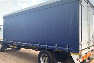 Hino 500 1626 F/C Curtain Side Curtain side trucks