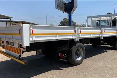 Hino 1626 Dropside Dropside trucks