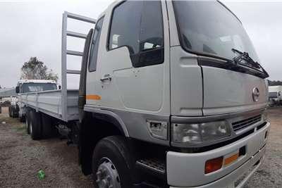 Hino 2003 Hino 25 307 Dropside. LWB Dropside trucks