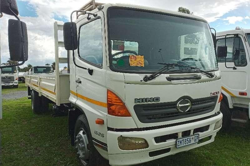 Hino 2010 Hino 500   16:26   (8 Ton) Dropside Dropside trucks