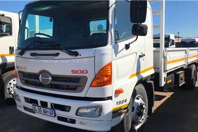 Hino 2014 Hino 500 1324 dropside Dropside trucks