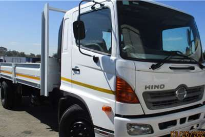 Hino HINO 1626 DROPSIDE Dropside trucks