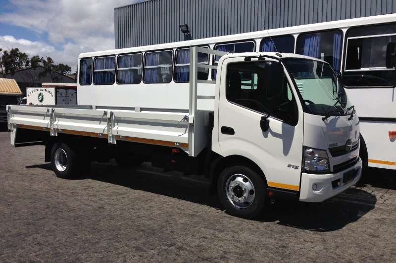 Hino Hino 300 915 Dropside Dropside trucks
