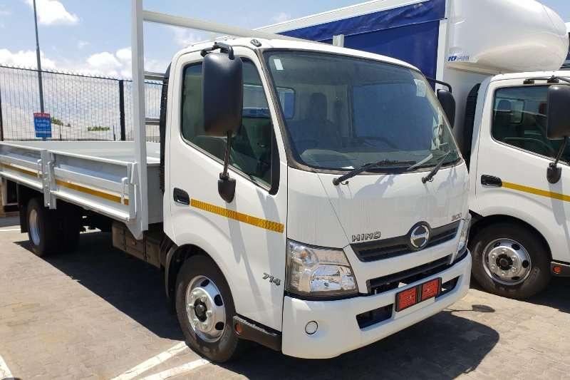 Hino Dropside trucks Hino 300 Series 714 Manual 2019