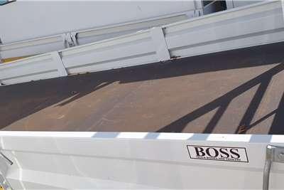 Hino NEW BOSS DROPSIDE 5.6 METER Dropside trucks