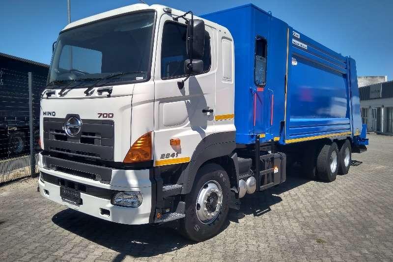 Hino Garbage trucks 700 2841 2020