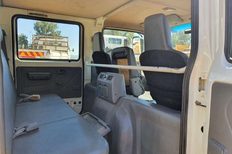 Hino Hino 300 815 Crew Cab long base Personnel carrier trucks