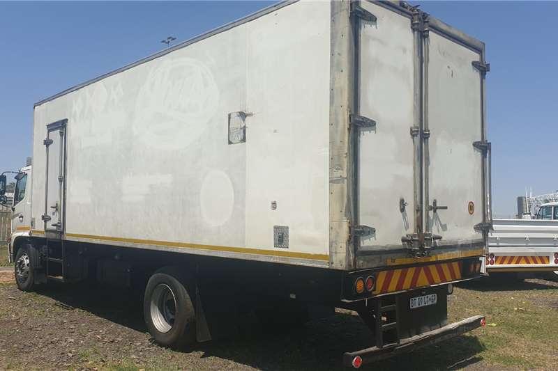 Hino 500 Refrigerated trucks