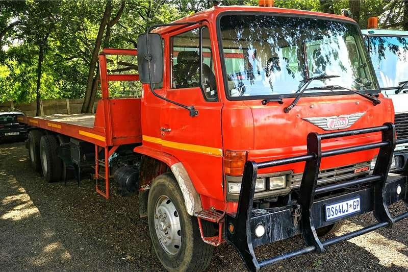 Hino Rollback trucks Toyota hino 14 ton rollback 1989