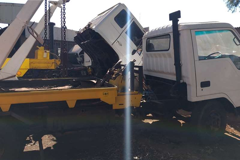 Hino Skip bin loader trucks Hino Load lugger (Big)
