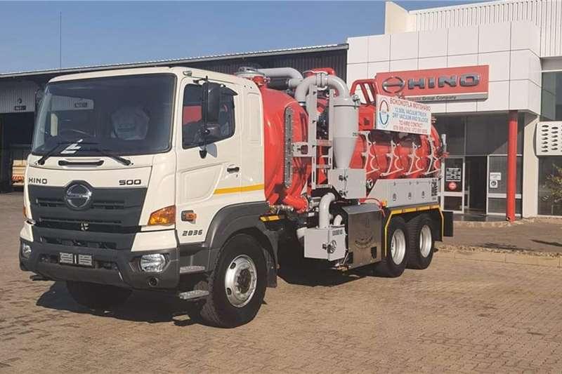 Hino Tanker trucks Hino 2836 FC 2020