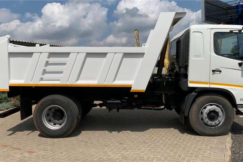 Hino 1726 Tipper Tipper trucks