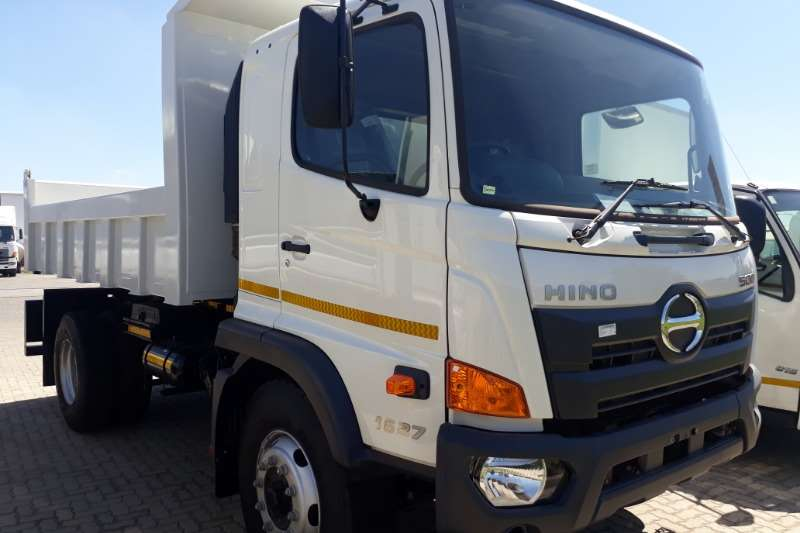 Hino Tipper trucks Hino 1627 Tipper with 6CB Tipper Body 2020