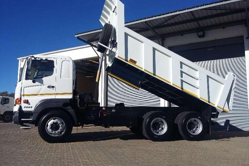 Hino Tipper trucks Hino 2836Tipper 2019