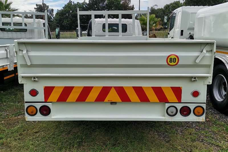 Hino Toyota Dyna 4ton Drop Side With Tipper Tipper trucks