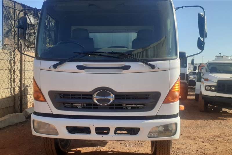 Hino Toyota Hino 500 6m(3) Tipper Tipper trucks