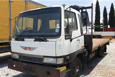 Hino 1996 HINO FLAT DECK Truck