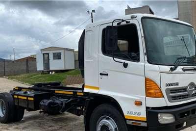 Hino 2012 Hino 500 Truck