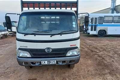 Hino 300 DROPSIDE Truck