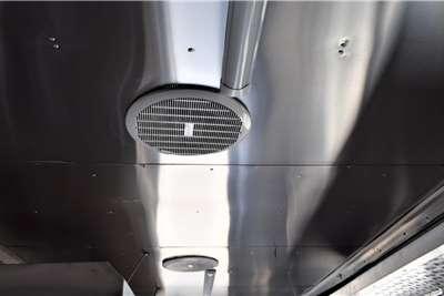 Hino 300 Series 714 Executive Mobile Kitchen Truck